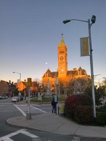 Downtown Lowell, Ma.