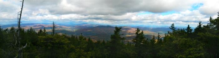 Kearsarge Panorama
